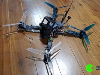 Lost drone qude in hurlstone park