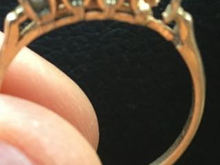 Ring found at Thunder bay