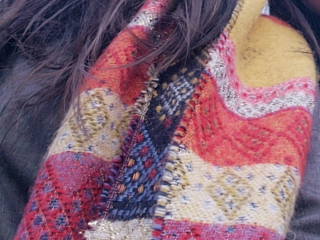 Scarf Lost in Liinki bus 41 in Laukaa 18th of May