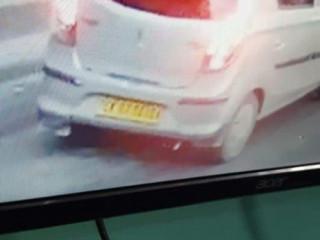 Lost bag ina taxi at Chandmari Stand