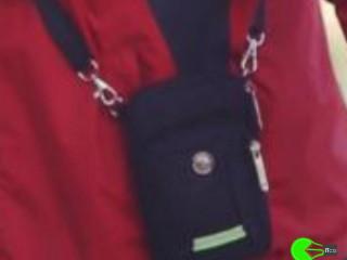 Lost sling bag