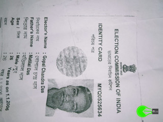 Lost documents in between Ambassa Rail way station and agartala