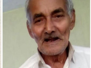 Senior citizen missing from Varanasi