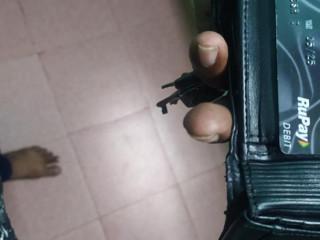 தேவகோட்டை யில் T. SIVANESH என்பவரின் ATM CARD கிடைத்தது.