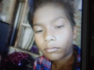 Kid missing from Shahbad
