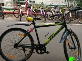 Lost cycle beside Sharavati hostel
