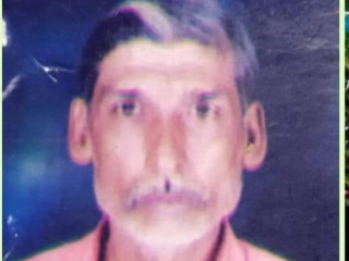 Praful Surji Bhanushali Missing from Bara Ghatkopar
