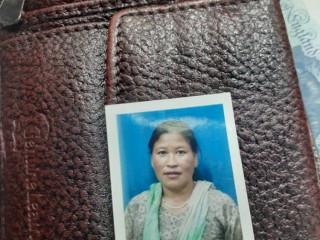 Found wallet Belonging to Pema Tsh Tamang