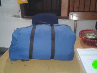 Found bag while travelling from Gangtok to Rangpo