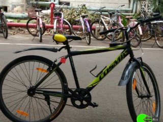 Cycle missing near from Usha cafe