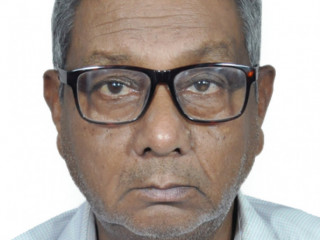 Mohammad Kalam Sr.Citizen missing