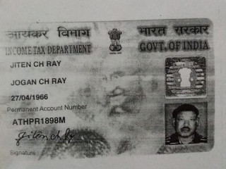 Lost all bank documents with PAN card and Driving License at Bongaigaon