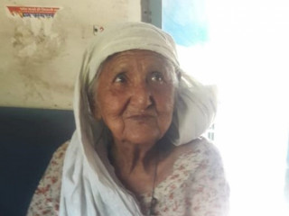 Senior Citizen found in Ravi express