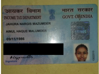 Voter id and pan card Lost