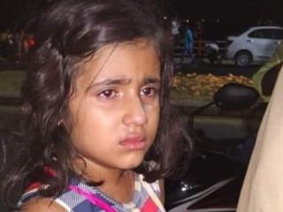 Kid found near ramgarh tal