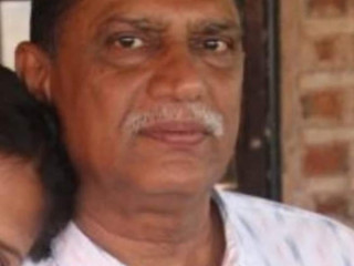 Shri Vinayak D Bakalkar, 65 years old missing