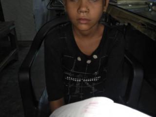Child found at Palwal