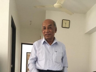 Senior Citizen missing from Thane Majiwada