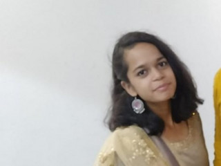 Vanshika, missing from jawahar colony