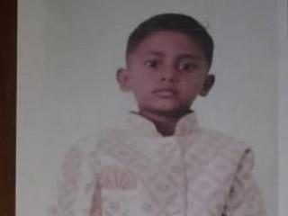 Kid missing