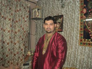 Prabhat Sharma, missing from New Delhi