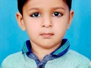3 Year old kid missing from Jalpura