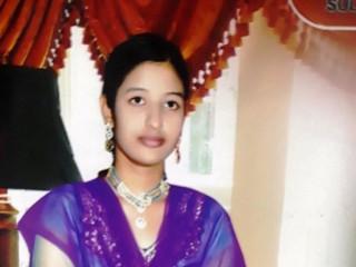 Girl missing from Hashambad