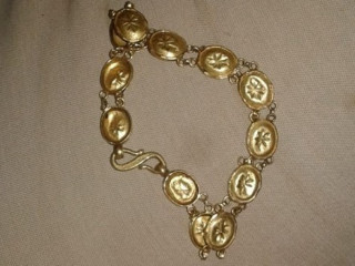 Found Gold bracelet at 10th Mile Makha