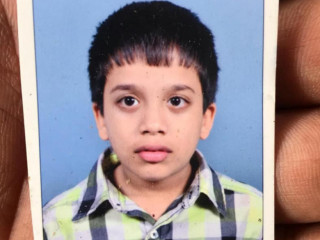 Child missing from Navelim