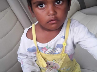 Child found at Karnal