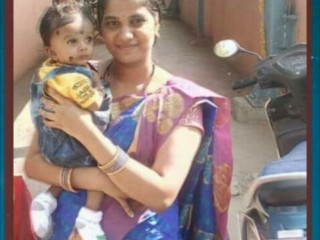 Mother (25 year old) and baby(9 month old) , missing