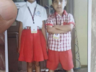 These children were missing from Wadgaon Sheri