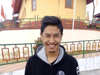 Mandeep Gupta missing from Pakyong