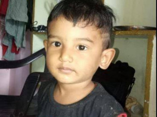 Kid missing from Ongole