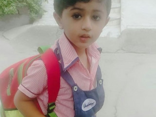 Kid missing from Bawana