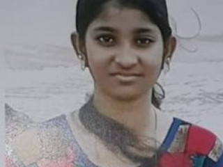 Girl missing from Vijayamangalam