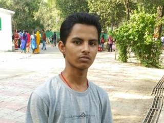 Kumar Jha, missing from North Shivpuri Krishnanagar
