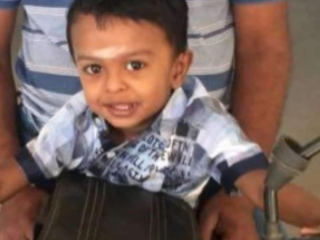 Male baby missing from Hosur
