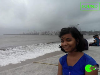 Girl misssing from Airoli