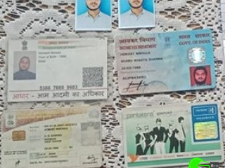 Wallet found at kalimpong 10th mile