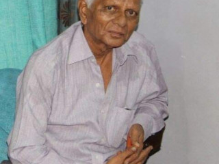 Senior citizen missing from matunga