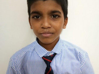Boy missing from Virar west