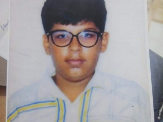 Boy missing from uttam nagar