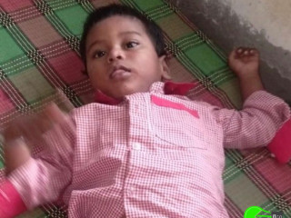 Kid found at Rohtak railway station