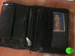 Found wallet near Sikkim Police Headquarters