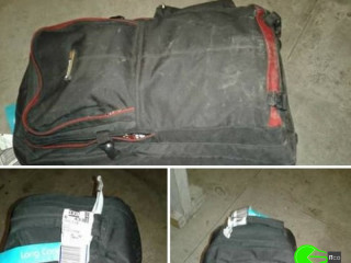 Bag found at ravangla kewzing road