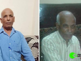 Senior citizen missing from TT nagar