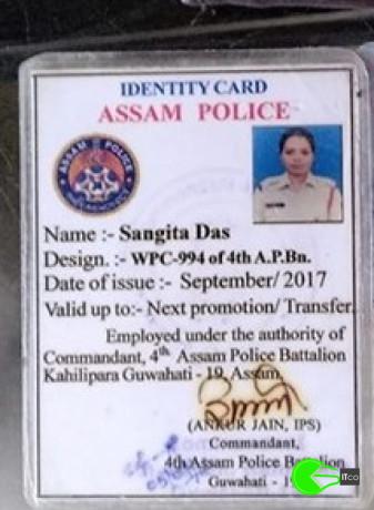 found-id-card-in-the-name-of-sangita-das-at-guwahati-big-0