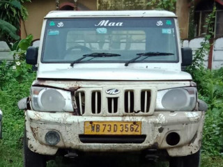 Mahindra Bolero was stolen from Ethelbari