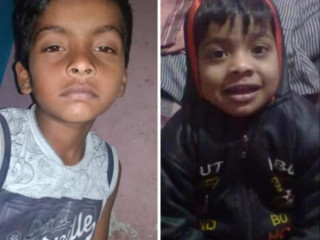 Two children were missing from Gorakhpur